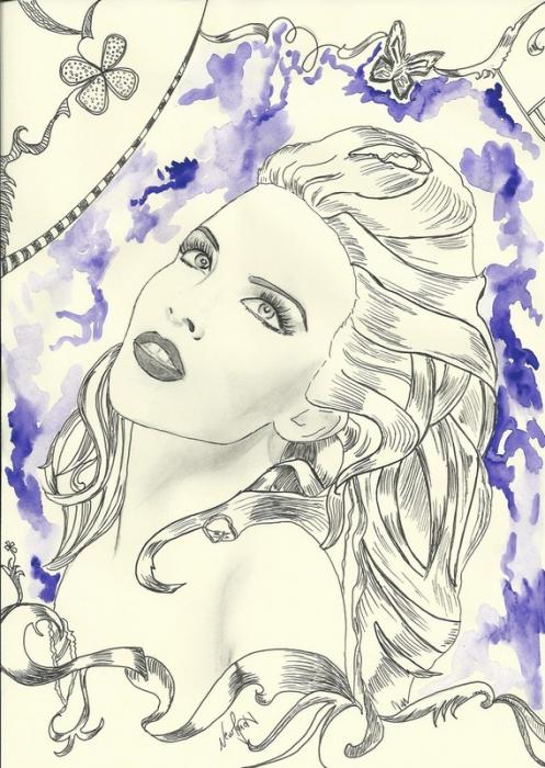 Kylie Minogue par jinsei